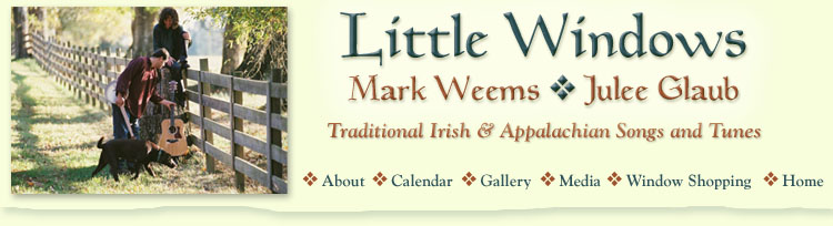 Little Windows: Mark Weems and Julee Glaub